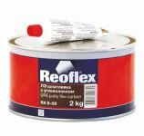 REOFLEX  Шпатлевка с углеволокном  Flex Carbon 0,5кг+0,015кг