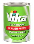 VIKA Грунт фосфатирующий Wash Primer 2К  0,8 кг.
