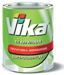 VIKA Грунтовка 1К финишная акриловая 1,2кг