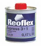 REOFLEX  Отвердитель для лака Express 3+1  0,17л