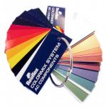 Reoflex Каталог цветов компоненты colormix system  (107 цветов)