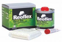 REOFLEX  Рем. комплект (смола 0,25кг+стекломат 0,25 м.кв.+ отвердитель 0,015кг)