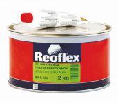 REOFLEX  Шпатлевка со стекловолокном Glass fiber  0,5кг+0,015кг